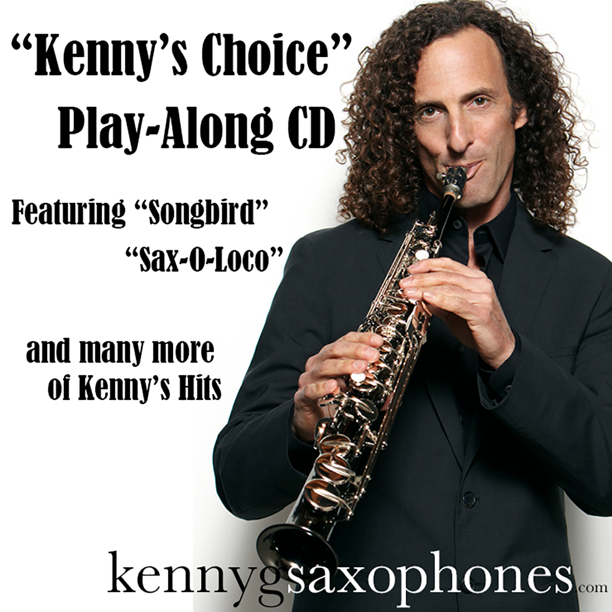 Kenny's Choice Play-Along CD